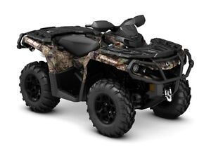 2016 Can-Am Outlander XT 1000R Mossy Oak Break-Up Country Camo