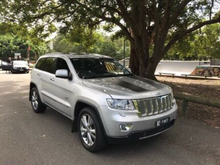 2011 Jeep Grand Cherokee Limited (bargain)
