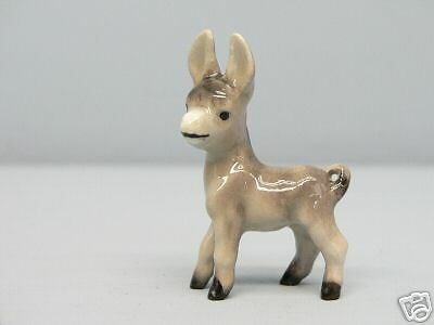 Hagen Renaker Baby Donkey or Burro
