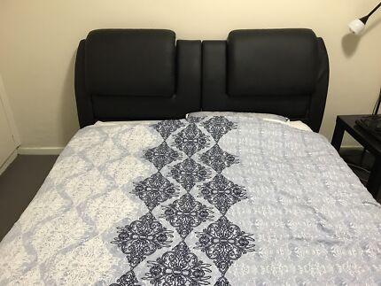 King bed + mattress