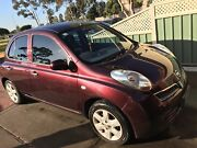 2008 Nissan Micra Hatchback Point Cook Wyndham Area Preview