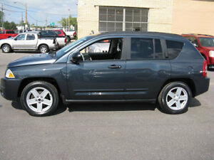 2008 JEEP COMPASS only $ 5599 - CERTIFIED + WARRANTY