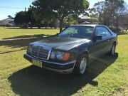 1988 MERCEDES BENZ 300CE COUPE The Entrance Wyong Area Preview