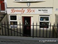 Busy Hairdressing salon business in popular Bath road area of cheltenham for sale with 5 year lease
