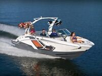 2014 Chaparral 224 Tow Boat