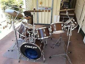 Pearl Export 7 Piece Acoustic Drum kit *Great Condition* Hillbank Playford Area Preview
