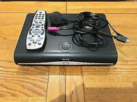 SKY+HD 3D BOX /REMOTE CONTROL AND ALL CABLES/ cash or swaps