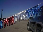 Car Lot Streamers