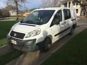 $6000 Van Fiat scudo 2008 Hectorville Campbelltown Area Preview