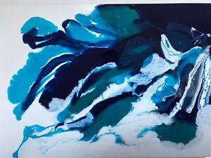 Original handmade resin art Caroline Springs Melton Area Preview
