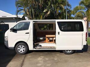 2006 Toyota Hiace Van/Minivan Mackay Mackay City Preview