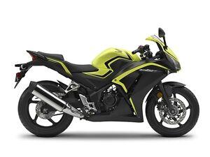 2016 Honda CBR 300R ABS