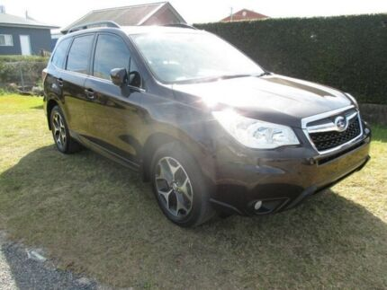 2013 Subaru Forester S4 MY13 2.5i-S Lineartronic AWD Deep Cherry 6 Speed Constant Variable Wagon Macksville Nambucca Area Preview