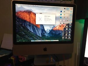"""iMac 20"""" Norlane Geelong City Preview"""