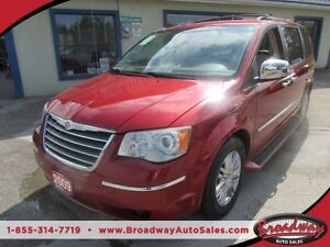 2009 Chrysler Town and Country LOADED LIMITED EDITION 7 PASSENGE