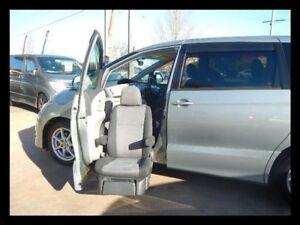2008 Toyota Tarago / 8 Seater Silver Automatic Wagon