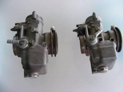 Ducati Pantah Dellorto 36 Phf Carburatores