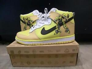 Soulier de collection - Shoes basketball Bumblebee Nike grandeur 12 (i013296)