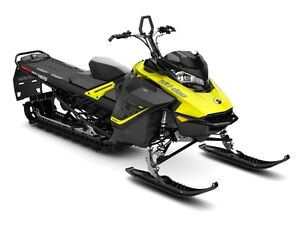 2017 Ski-Doo Summit SP Manual Starter ROTAX 850 E-TEC 165 Powder