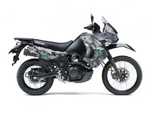 2016 Kawasaki KLR650 Camo