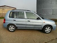 MAZDA DEMIO 1.3 only 69k cheap runabout