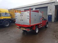 ford ranger 2009 tipper arb chipper body