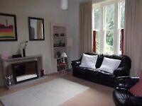 Double Room in Beautiful house in Dean Village.