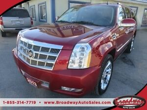 2013 Cadillac Escalade ESV LOADED PLATINUM EDITION 7 PASSENGER 6