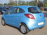 Ford KA, 2012 reg. in very good condition, £2500 ONO