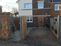 3 Way Exchange Gentoo 3 Bed New Build Semi Detached House. Hutton Rise Houghton Le Spring