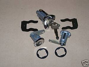 NEW IGNITION & DOOR LOCK SET FOR F100,F150 & F250 TO 80