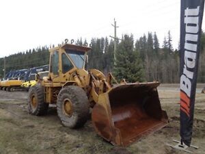 1969 CATERPILLAR Wheel Loader 966C
