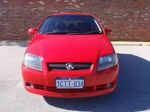 2008 Holden Barina TK  Hatchback