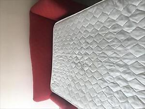 Sofa Bed for Sale (Price: $99)-3 Seater Trendy Red So9