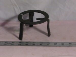 Salesman's Sample Footed Trivet