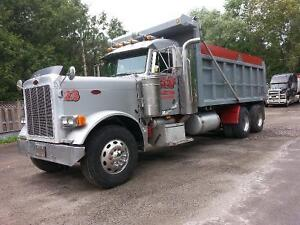for sale 2003 peterbuilt dump truck