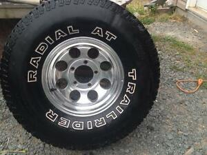 Ford/Dodge Tires and Rims