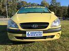2010 Hyundai Getz TB MY09 SX 4 Speed Automatic Hatchback Clontarf Redcliffe Area image 2