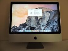 Apple iMac 24inch West Lakes Charles Sturt Area Preview