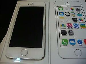 Unlocked iPhone 5S 16 Gb Silver New With Box