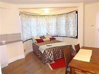 Well presented self contained beautifully decorated studio flat