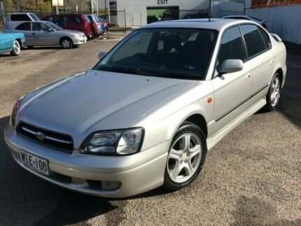 1999 Subaru Liberty MY00 RX Silver 4 Speed Automatic Sedan Woodville Park Charles Sturt Area Preview