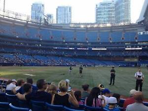 Selling 2 Bluejays tickets! 150/pair