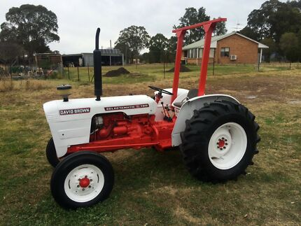 David brown farm or show tractor