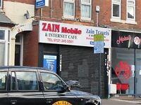 Zain Mobile 290 Alum Rock Road Mobile Business For Sale ASA
