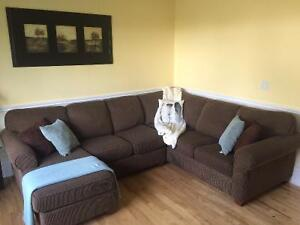Sectional Couch - High Quality