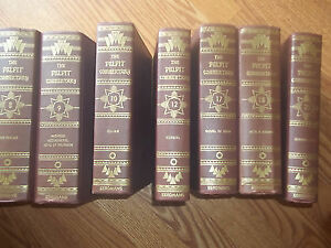 Pulpit Commentary Series (23 Volumes) Kitchener / Waterloo Kitchener Area image 1