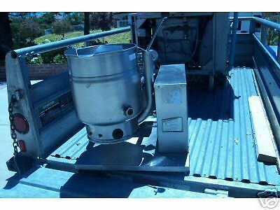 Steam Jacketed Kettle Model Tdh20 Nat Gasgrownct 900 Items On E Bay