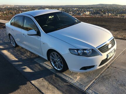 Wanted: Ford fg Falcon