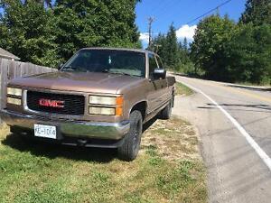 1994 GMC Sierra 1500 Pickup Truck